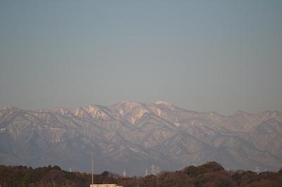 2月18日丹沢
