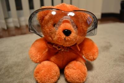 花粉ガードサングラス
