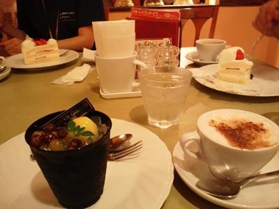 ケーキカフェ