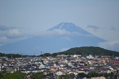 7月16日の富士山