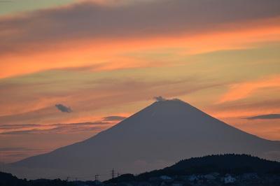 8月6日の富士山