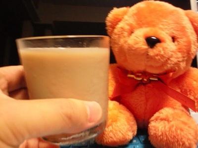牛乳コーラ