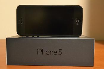 iPhone5箱