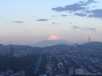 10月29日富士山