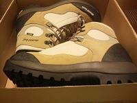 モンベル靴