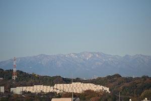 12月10日丹沢